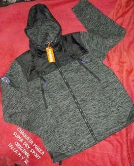 Hermosas chaquetas de hombre marca super drai original