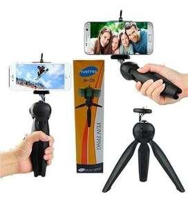 Tripode Base Pie Para Celular Selfies Df-228