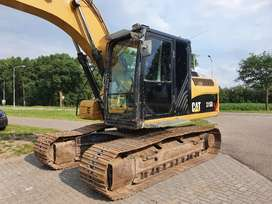 Excavadora CAT 315DL Retroexcavadora 312