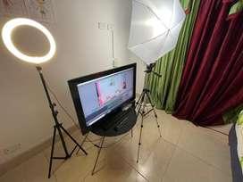 Pc para transmision webcam