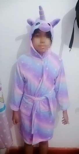 Vestido de Unicornio de niña