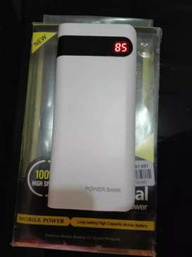 Power Bank de 20,000 mAh