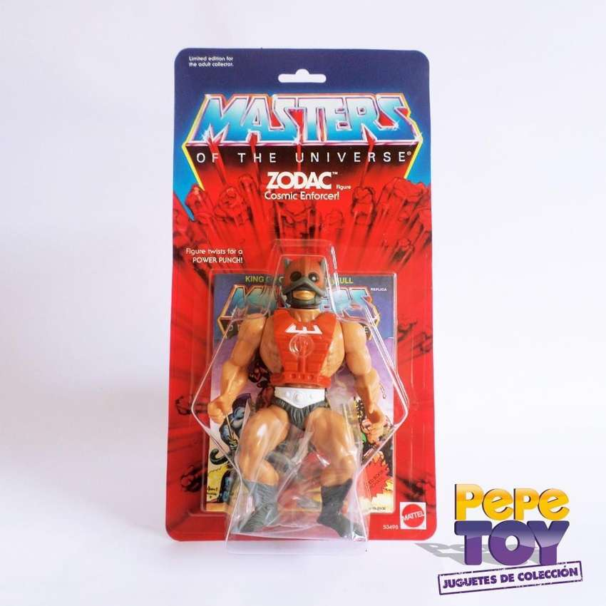 Masters of the Universe Zodac 0