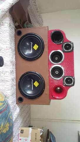 Audio car completo