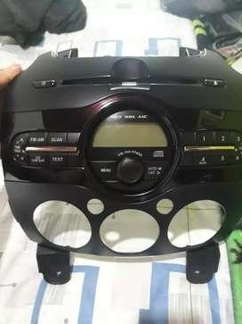 Se vende radio para Mazda 2