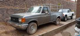 Camioneta Ford 250