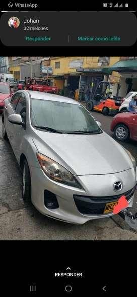 Mazda 3 speed modelo 2013