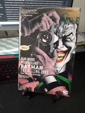 Batman: The Killing Joke, Deluxe Edition (Inglés) Pasta dura