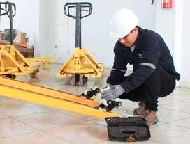 Tecnicos en reparación de estocas en Ica, Pisco, Chincha