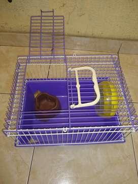 Jaula para Hamster Valor 35mil