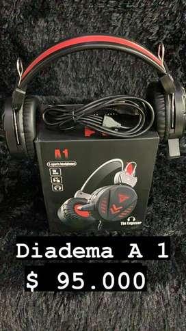 Diadema A1 Gamer