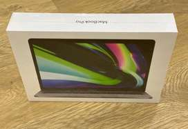 Macbook Pro Chip M1 256gb Space Gray Nuevos