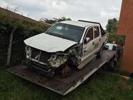Repuestos para Toyota hilux 2012