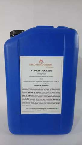 RUBBER SOLVENT