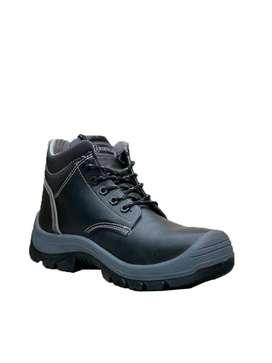Zapatos Hombre, Bota Seguridad Industrial, Cuero