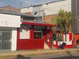 ALQUILER DE LOCAL COMERCIAL - SAN CARLOS- HUANCAYO