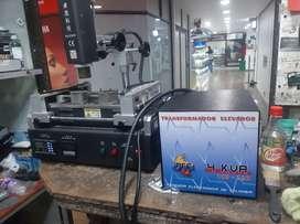 Estacion de reballing  marca zhumao