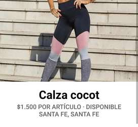 Calza talle 3 cocot
