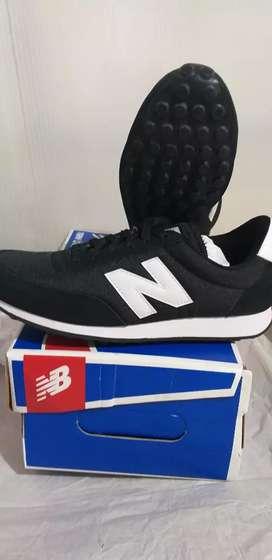 Zapatillas new balance 410 unisex negra n35 Nuevas