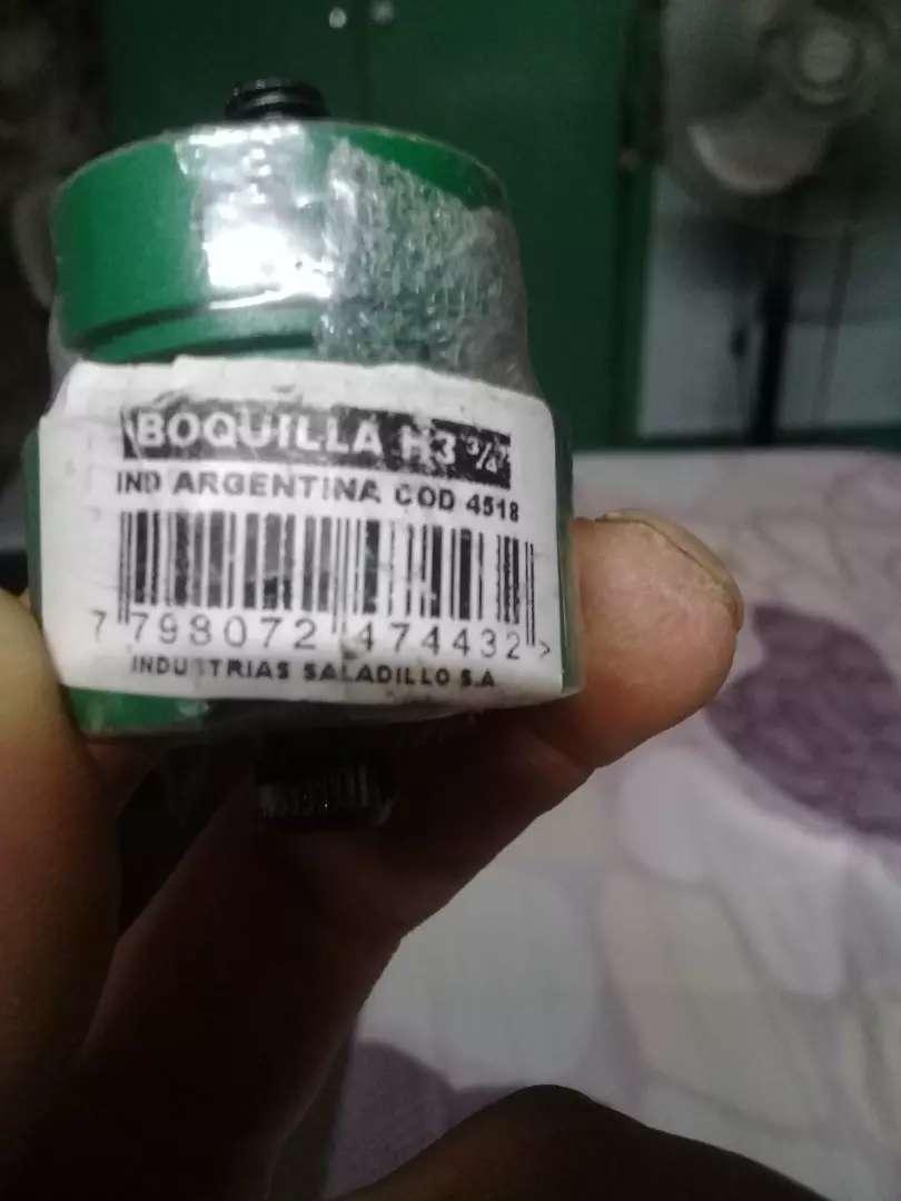 Boquillas de 3/4 nuevavterofucion hidro 3 h3 0
