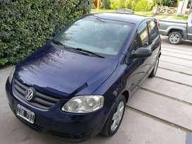 VW Fox 1.6 año 2010