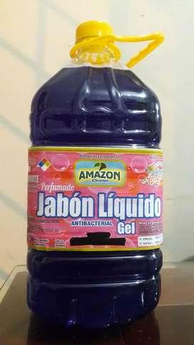 JABÓN LÍQUIDO por galón