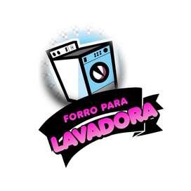 FORRO PARA LAVADORA