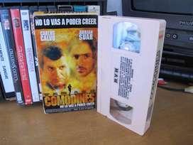 Comodines - 1997 VHS ARG - Carlin Calvo - Adrian Suar