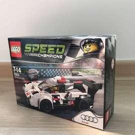 Lego 75872 Audi R18 etron quattro