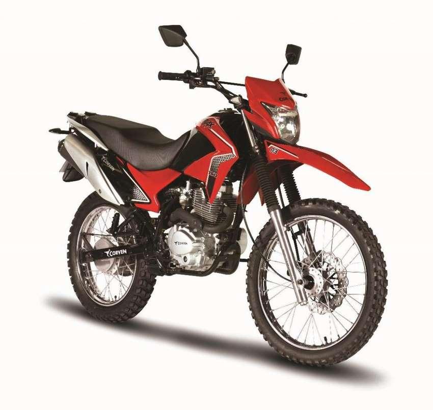 Corven TRIAX 150 R3 Full 0KM Financiado Minimo Anticipo 0