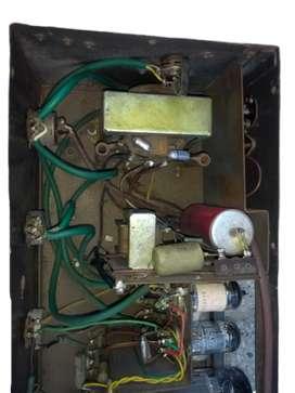 Amplificador valvular UCOA
