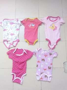 Se vende ropa de bebé niña de 0 a 6 meses todo en 60.000 negociables
