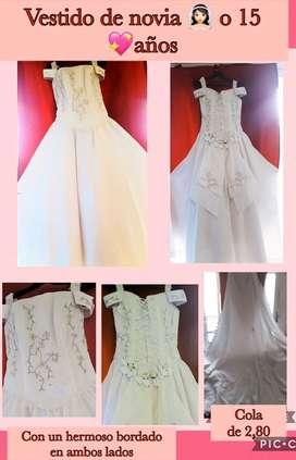 Vestido nuevo de Casamiento  o 15 años