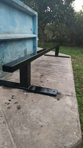 Vendo baranda ideal para empezar a andar en skate