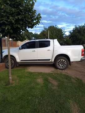 Chevrolet S-10 high contry 2017 4x2 manual