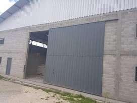 Nave Industrial en Arriendo, Parque Indu