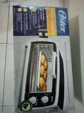 Horno tostador Oster 4 rebanadas