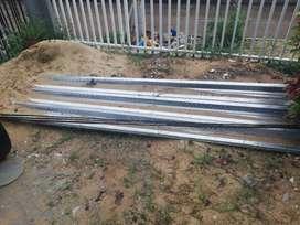 Lámina Metal Deck + Varillas de Hierro