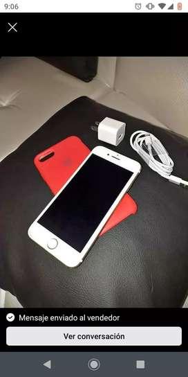 iPhone 7 Dorado de 128gb