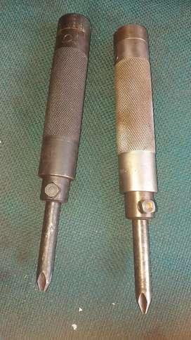 2 destornilladores de impacto