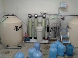 Se busca Distribuidores de Agua en Bidón