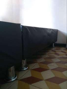 Vendo 2 base cama sencillas