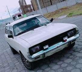 Se vende auto clasico opel año 1971