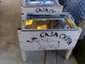 caja china mediana