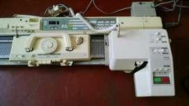 Máquina de Tejer Electronica Computariza