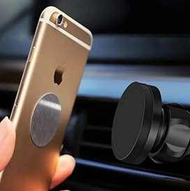 SOPORTE AUTO PARA CELULAR IMANTADO  SAMSUNG IPHONE TODOS LOS MODELOS