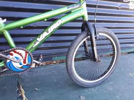 Bicicleta rodado 20 cuadro aluminio llantas multirrallo soy de santa fe