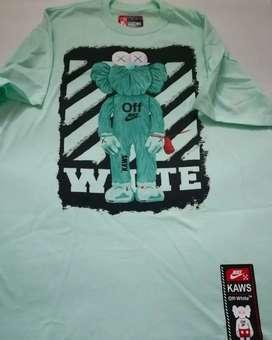 Camiseta Kavs Nike Off