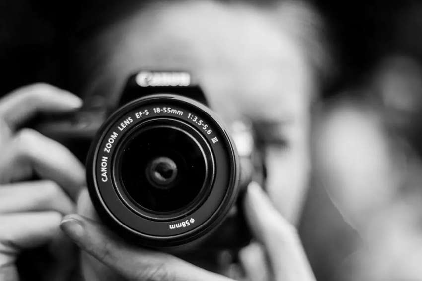 Se ofrecen clases particulares de fotografía 0