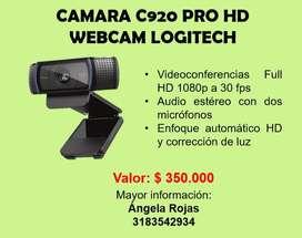 Camara webcam